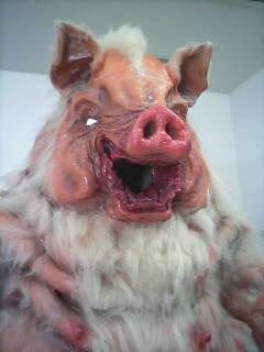 今回の豚さん。